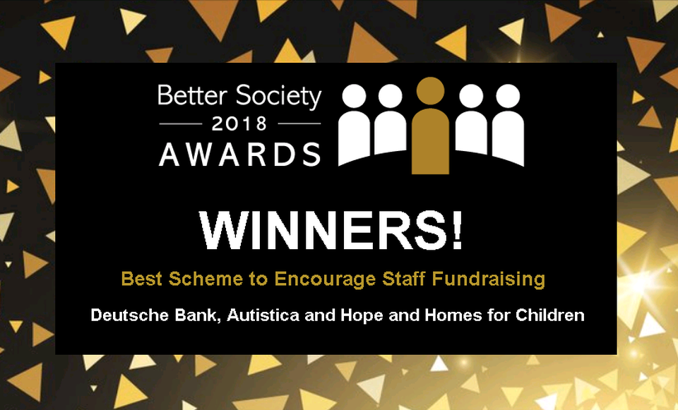 Better Society Awards Winners