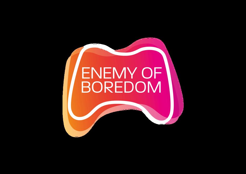 Enemy Of Boredom Logo