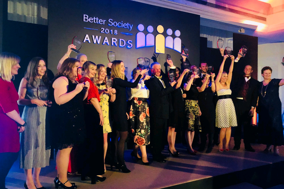 Better Society Awards Photo All