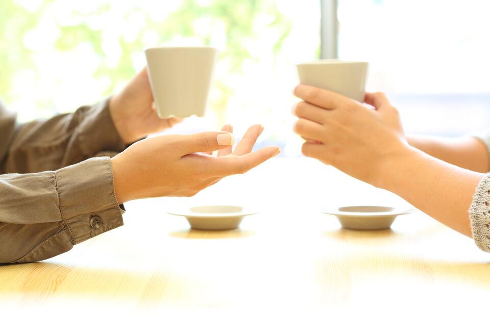 Two Women Coffee Shutterstock 725500678