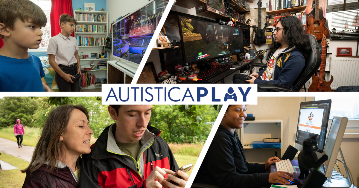 Image result for autistica: play relax mode
