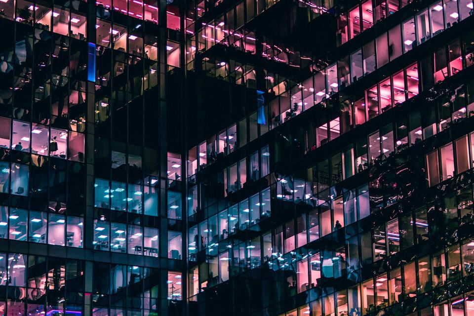 City Office Block