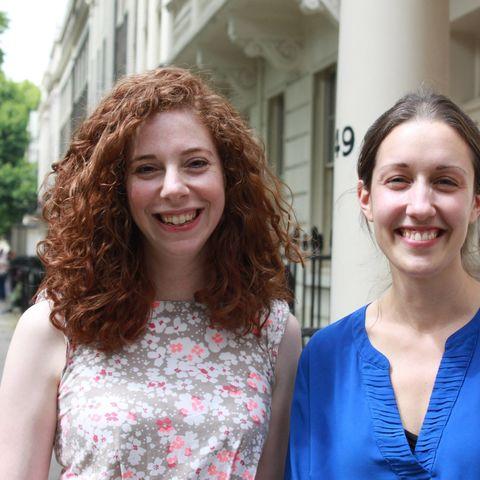 Anna Remington And Laura Crane